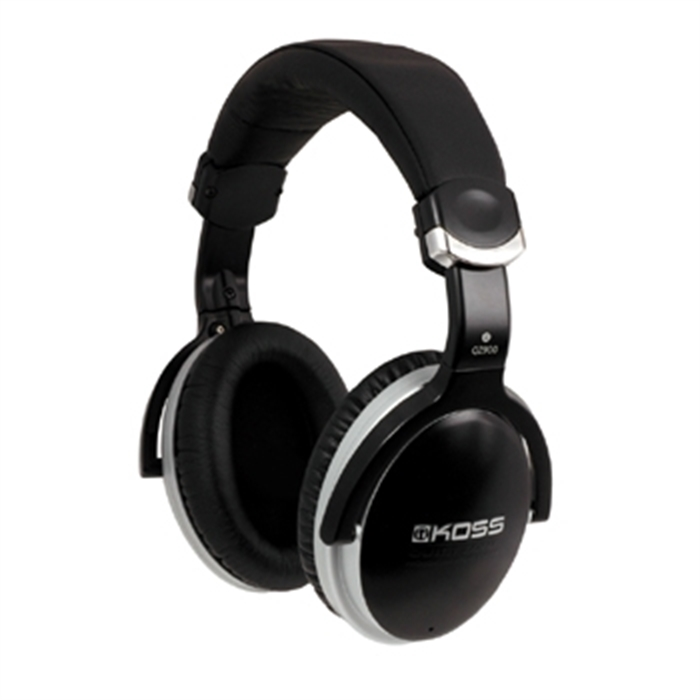 Picture of Stereo OverEar Headphone QZ/900, Black