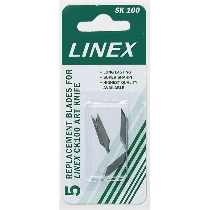 Picture of Linex Sk100 Knife Blades