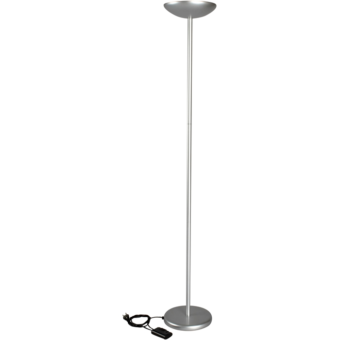Picture of Halogen Uplighter MAULsky - silver