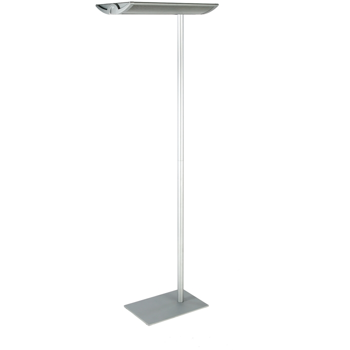 Picture of Working Station Lamp MAULmaioris - silver