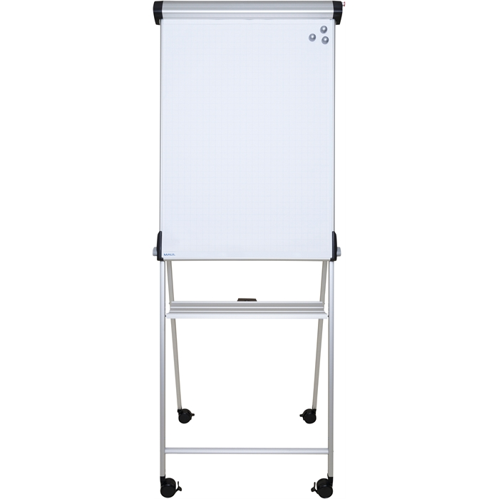 Picture of Flipchart MAULpro, four legs - silver