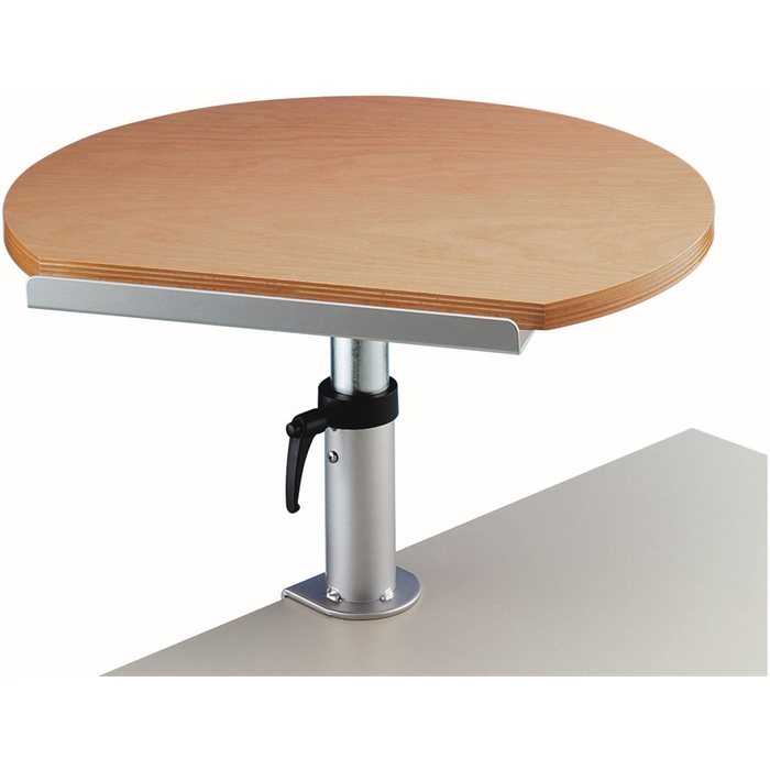 Picture of Ergonomic Table Lectern, Beech Multiplex Plywood Platform - wood