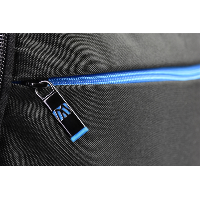 "Picture of MONOLITH 2000003314 - Slim Laptop Case 15.6"" Blue Line (made out of receycelt PET bottles)"