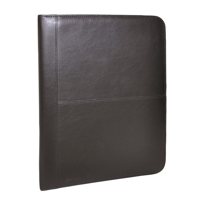 Picture of MONOLITH 2000002871 - Conference folder with ringbinder, Black 36x26x4 cm