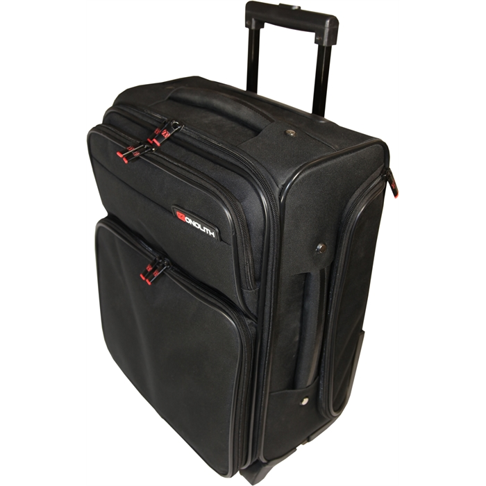"Picture of MONOLITH 2000001329 - Wheeled laptop business case 15,6"", Black"
