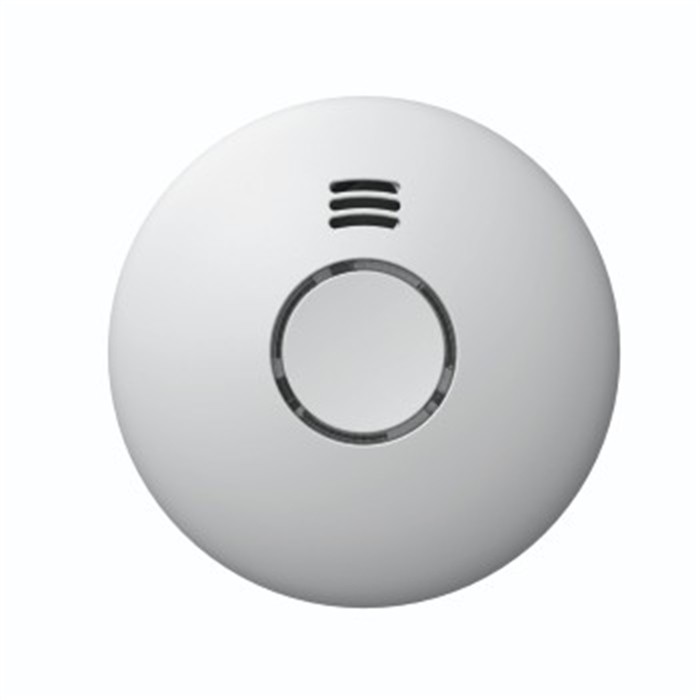 Picture of Optical Smoke Detector, 85 dB(A), wireless linkable, white