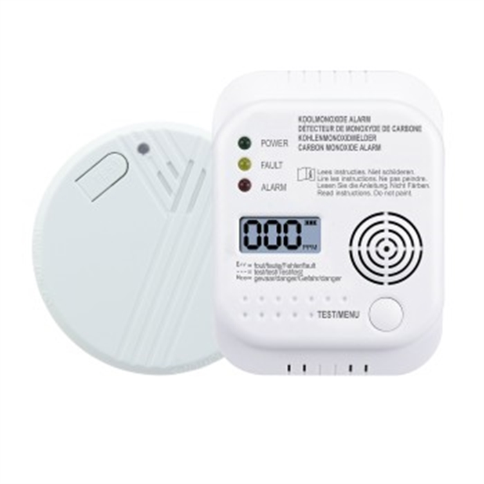 Picture of Smoke Detector/CO Detector combipack
