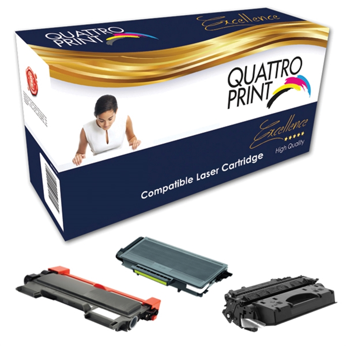Afbeelding van Toner EXCELLENCE generiek HP CE400X BLACK CANON 732 11 000 PAGES 11 0000 PAGES