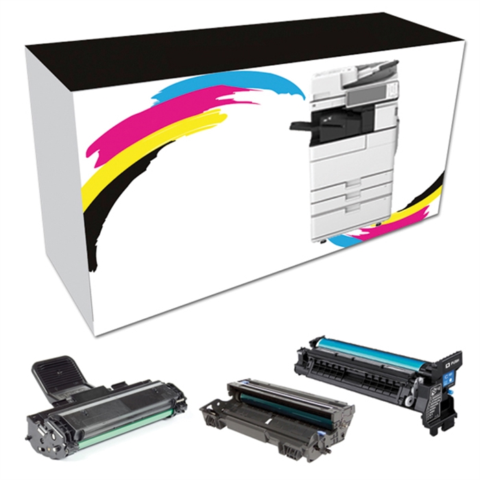 Picture of Drum COMPATIBLE BROTHER DR-1050 BLACK 10000 PAGES 10 000 PAGES
