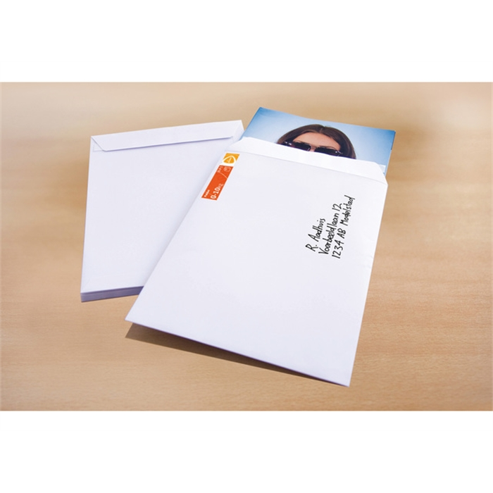 Picture of Enveloppe sac Raadhuis 229x324mm gommee 10 pcs