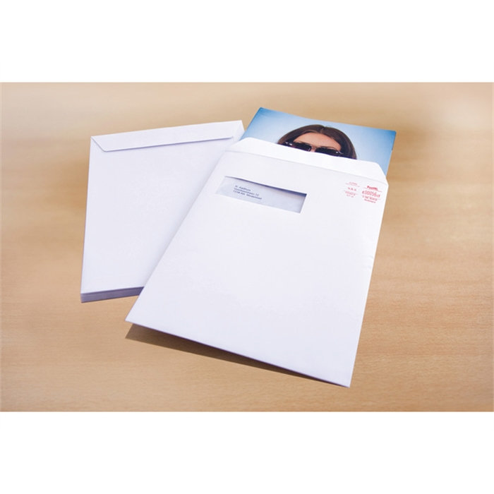 Picture of Enveloppe Raadhuis 229x324mm gommee 250 pcs VL