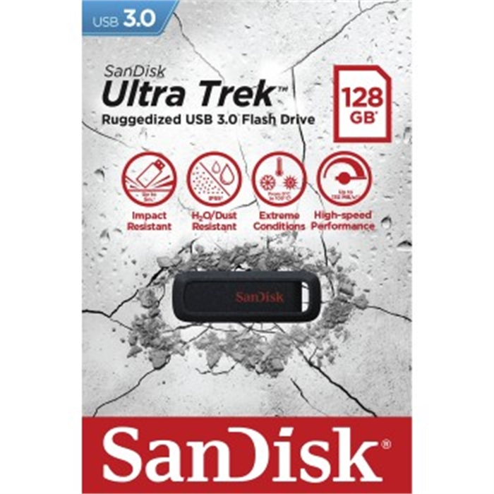 Ultra Trek 128GB, USB 3.0 Flash Drive, Afbeelding 6