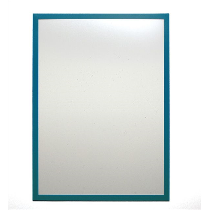 Picture of SMIT VISUAL 14027.100 - Flipchart paper, 2x50 sheets White, blank/checked 100x65 cm