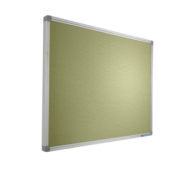 Picture of SMIT VISUAL 11502.045 - Pin board Pastel, SL16 frame YS096 soft Green 120x180 cm