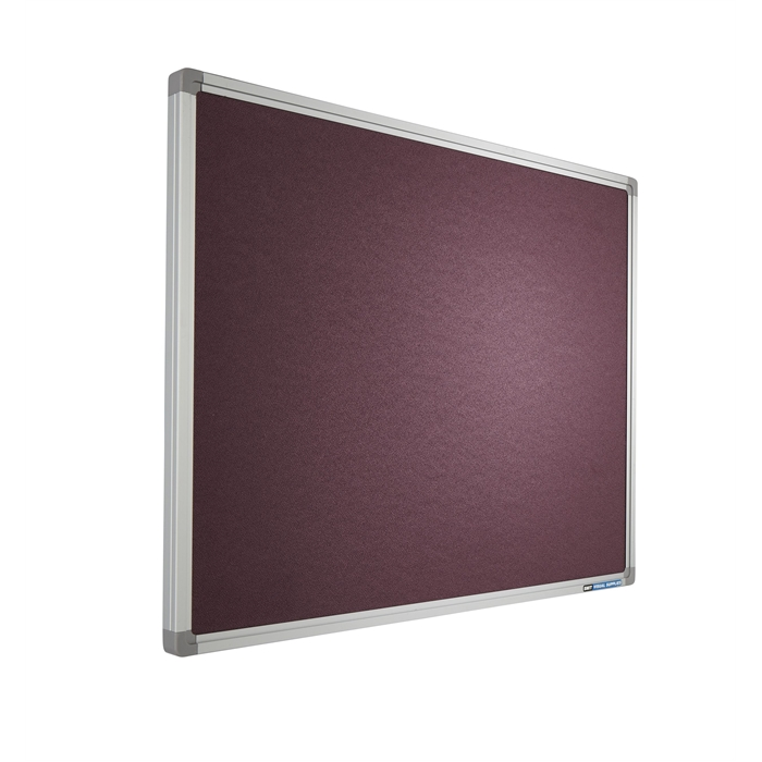 SMIT VISUAL 11502.062 - Pin board Pastel, SL16 frame YS102 soft Purple 60x90 cm, Picture 1