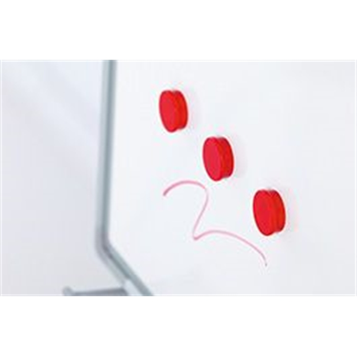 SMIT VISUAL 11103.100 - Whiteboard Softline, Profile 8 mm, Enamel steel, White, 120x300 cm, Picture 2
