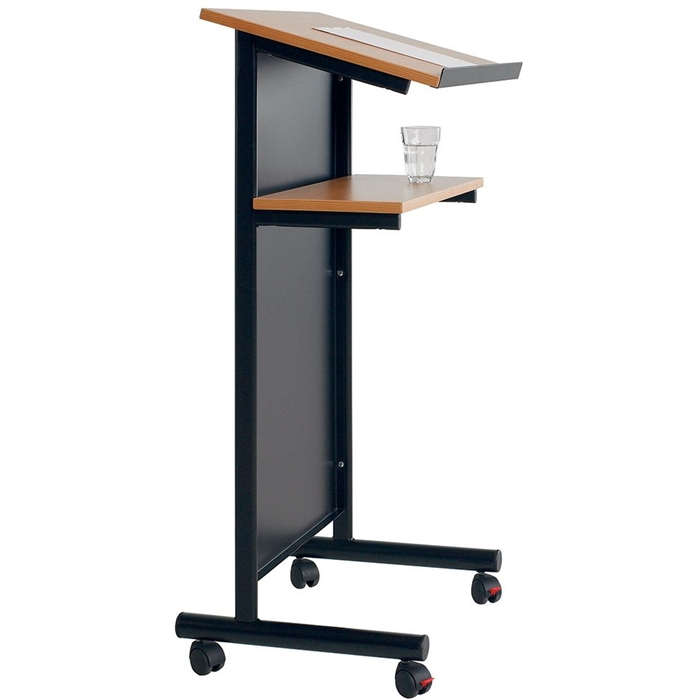 SMIT VISUAL 14008.141 - Lectern closed model, Beech, Picture 1