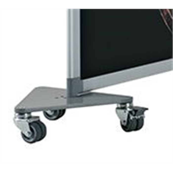 Picture of SMIT VISUAL 14013.152 - Wall connection foot, movable