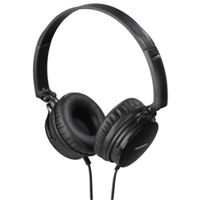 HED2207BK On-Ear Headphones, Picture 1