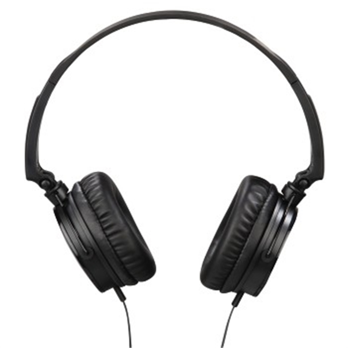 HED2207BK On-Ear Headphones, Picture 2