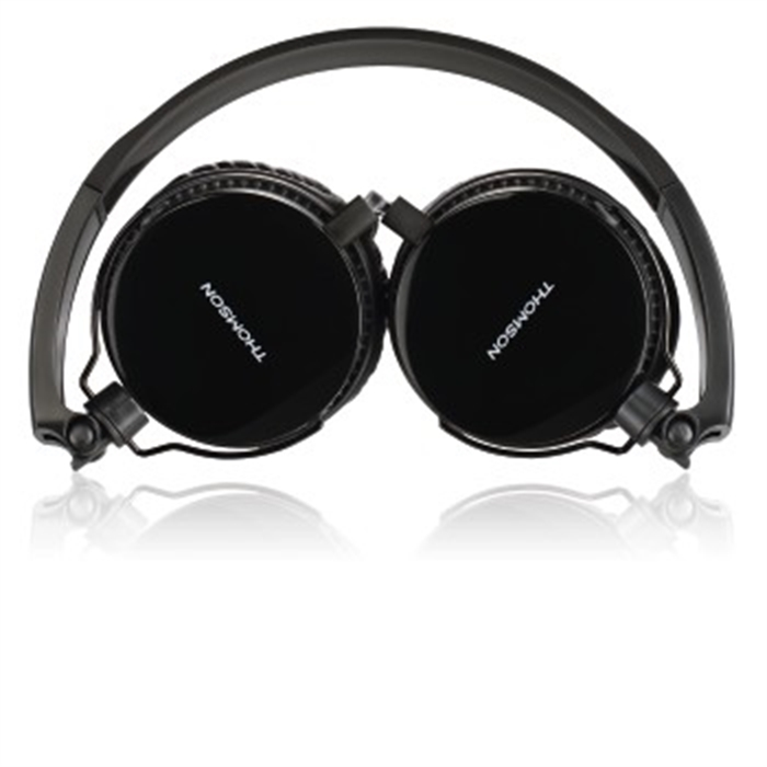 HED2207BK On-Ear Headphones, Picture 4