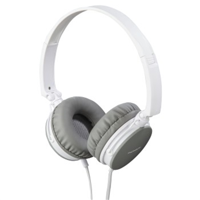 HED2207WH On-Ear headset wit, Afbeelding 1