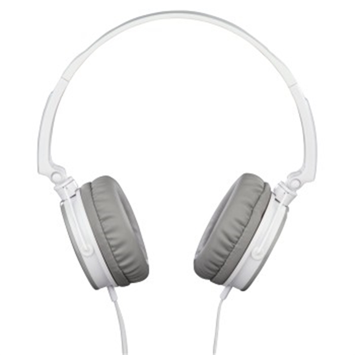 HED2207WH On-Ear headset wit, Afbeelding 2