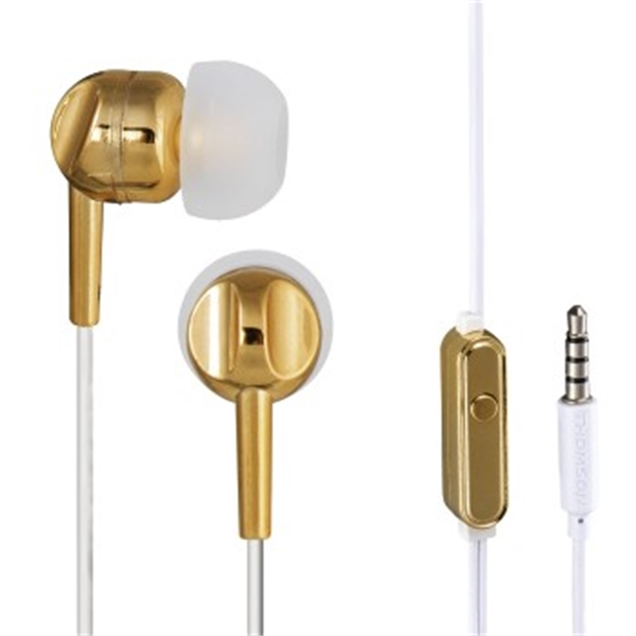 EAR3005GD In-Ear Earphones, Picture 1