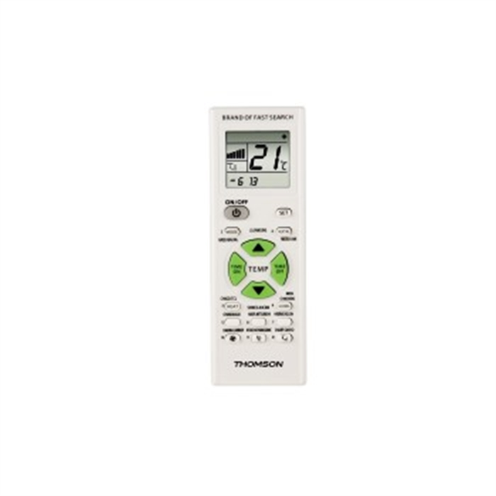 Picture of ROC1205 Universal Remote Control for Air Conditioners