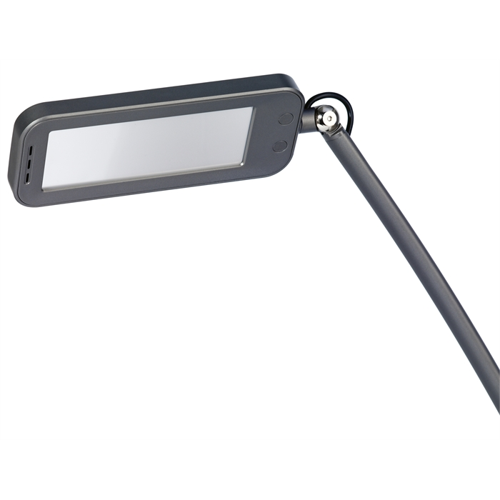 Unilux Ody Lamp LED Metal grey Eu, Picture 3