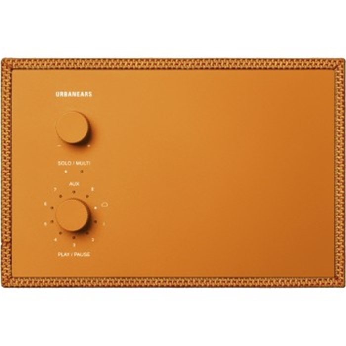 Lotsen Bluetooth Speaker, Euro plug, goldfish orange, Picture 2