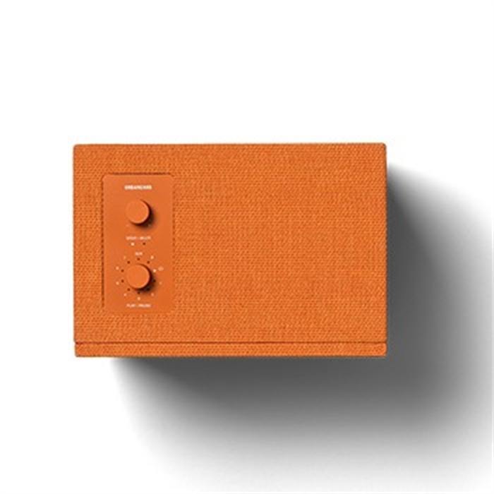 Stammen Multiroom Speaker, Euro/UK plug, goldfish orange, Picture 2
