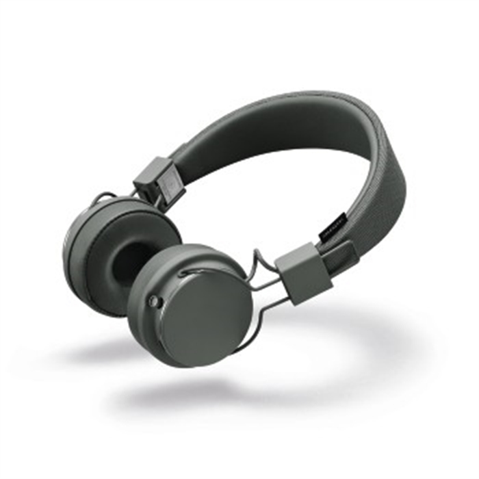 Plattan 2 Bluetooth On-Ear Headphones, dark grey, Picture 1