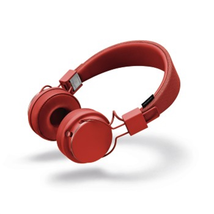 Plattan 2 Bluetooth On-Ear Headphones, tomato, Picture 1