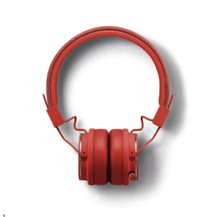 Plattan 2 Bluetooth On-Ear Headphones, tomato, Picture 3