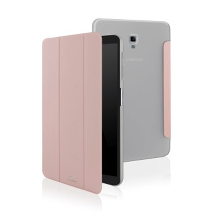 Booklet Clear voor Samsung Galaxy Tab A 10.5, Rose Gold, Afbeelding 2