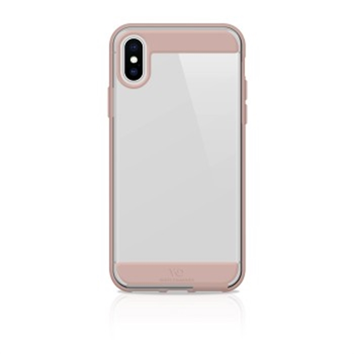 Innocence Clear Cover for Apple iPhone X/Xs, rose gold, Picture 1