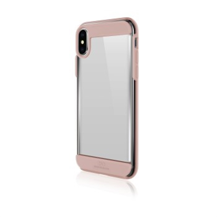 Innocence Clear Cover for Apple iPhone X/Xs, rose gold, Picture 2
