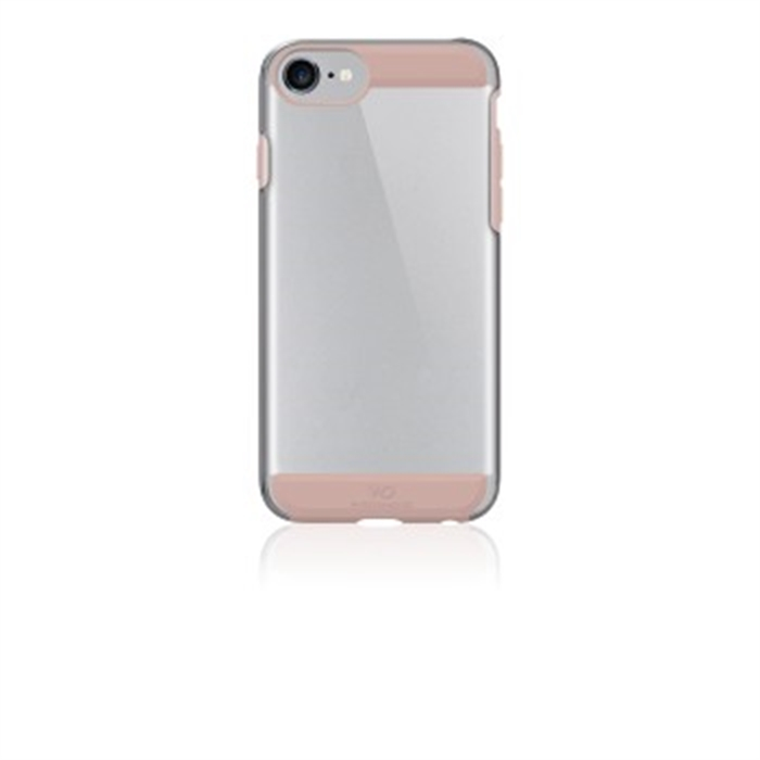 Innocence Clear Cover for Apple iPhone 7, rose gold, Picture 1