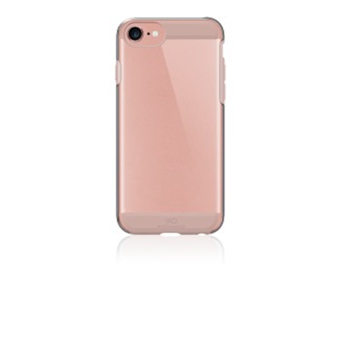 Innocence Clear Cover for Apple iPhone 7, rose gold, Picture 4