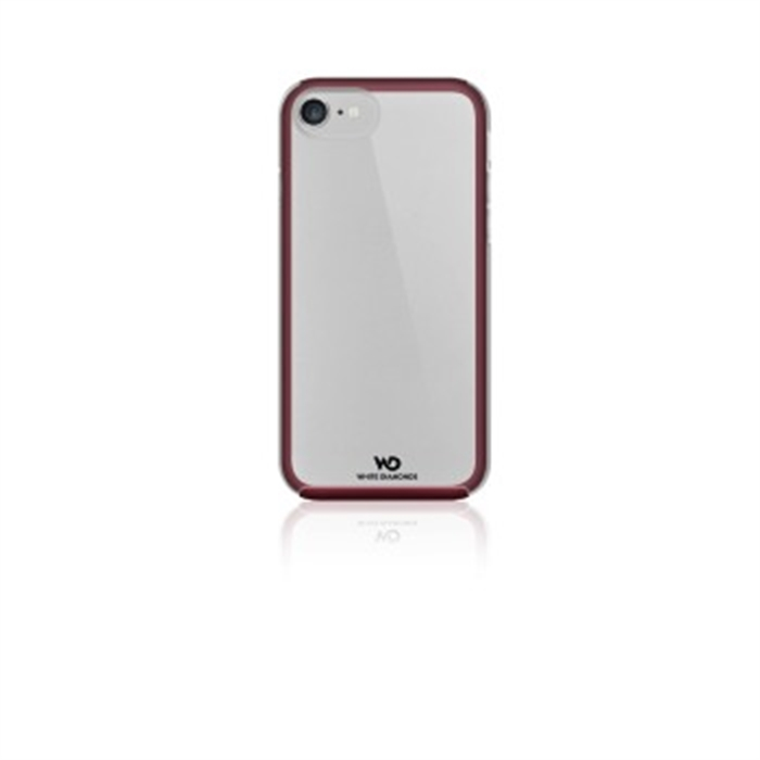 Essential Case Clear Cover for Apple iPhone 6/6s/7/8, French burgundy, Picture 1