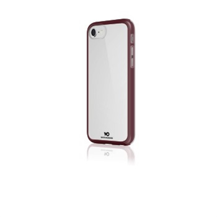Essential Case Clear Cover for Apple iPhone 6/6s/7/8, French burgundy, Picture 2