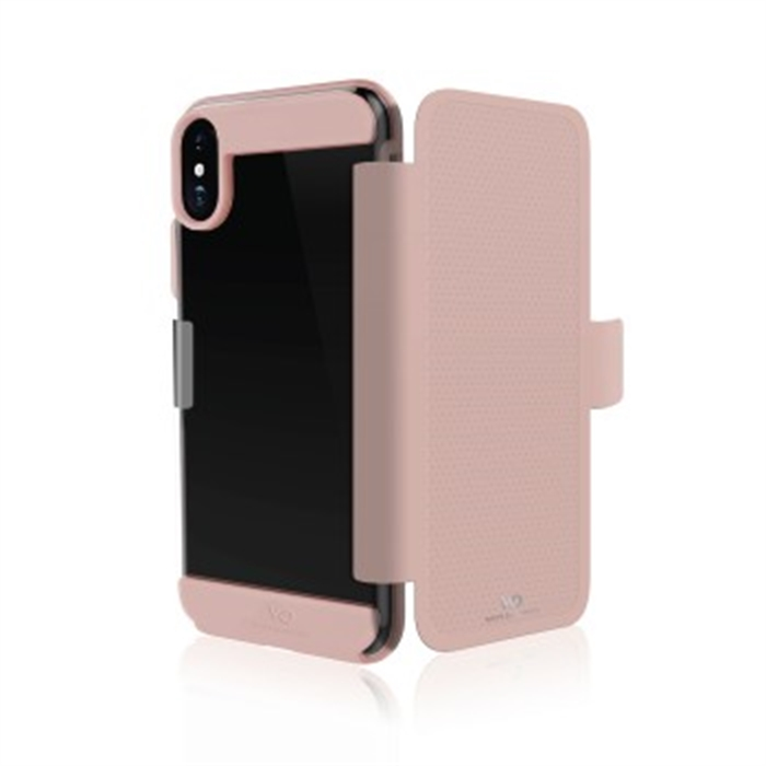 Picture of Innocence Business Folio Wallet for Apple iPhone X/Xs, rose gold