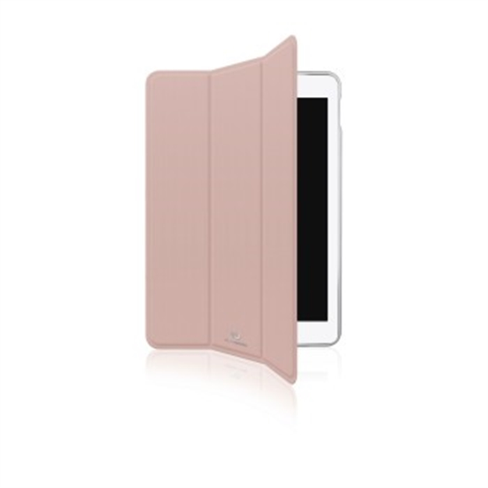 Clear Booklet Case for Apple iPad 9.7, rose gold, Picture 3
