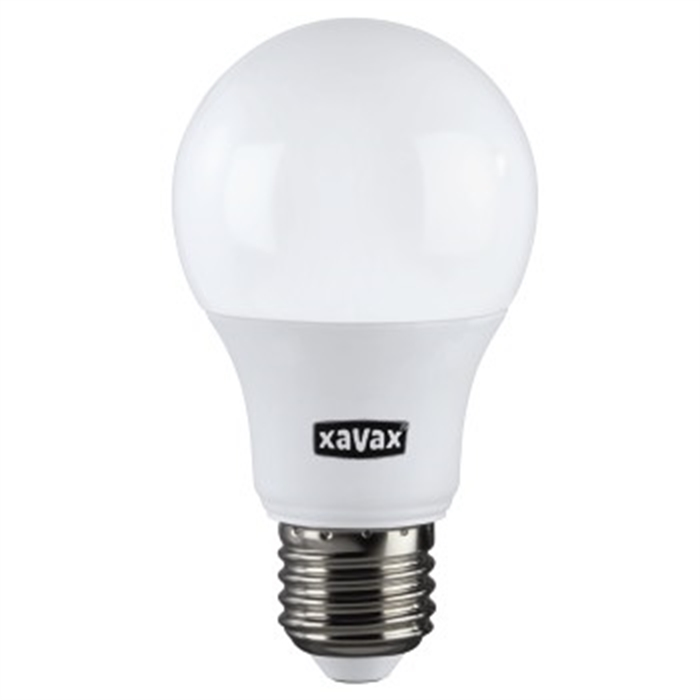 LED Bulb, E27, 480lm replaces 40W, incandescent bulb, daylight, Picture 1