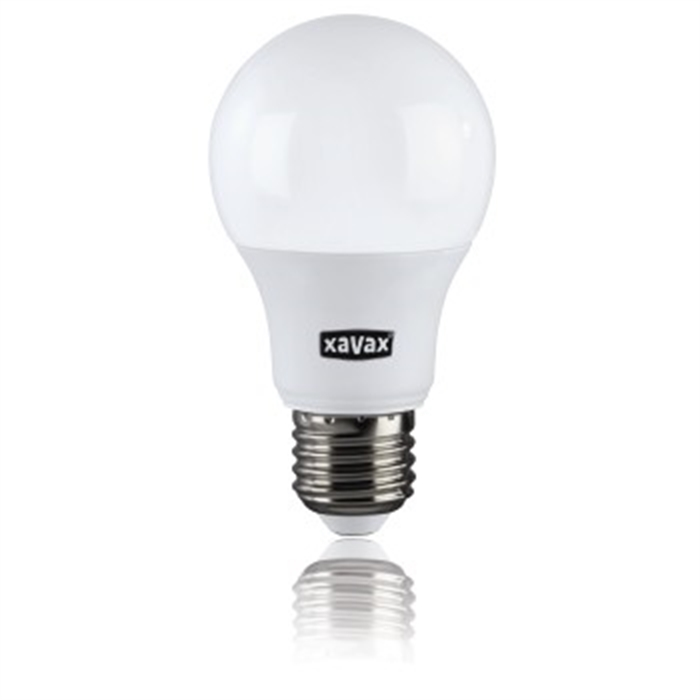 LED Bulb, E27, 480lm replaces 40W, incandescent bulb, daylight, Picture 2