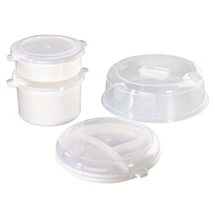 Picture of Microwave Starter Kit, 4 pieces / Microwave-Safe Dishes