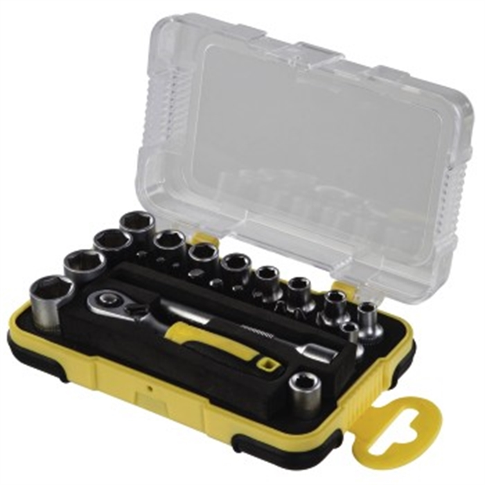 Picture of Socket Set, 25 pieces